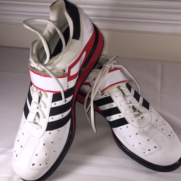 Adidas power perfect two power lifting shoes